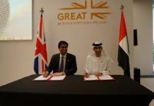UAE, UK shake hands on new action plan to bolster economic ties