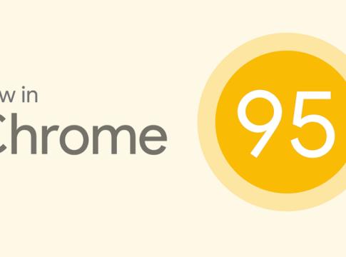 Chrome 95