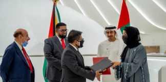UAE-Guyana