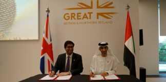 UAE-UK